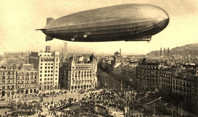 Resultado de imagen de graf zeppelin